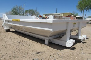 concrete washout containers