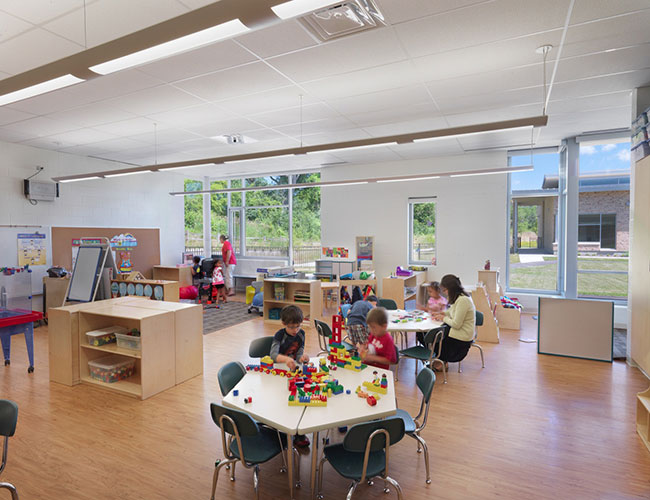 Natural Classroom Design : Defining leed categories indoor environmental quality