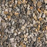 How much does it weigh: Rocks and gravel